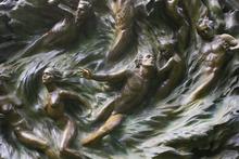 Frederick Elliot HART - Sculpture-Volume - Ex Nihilo: Working Model (Bronze)