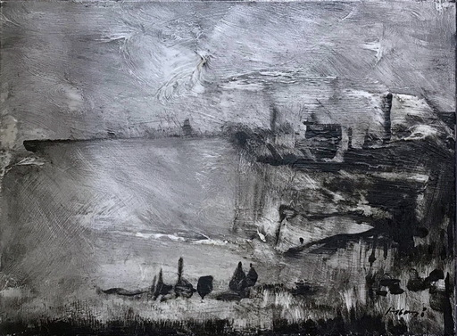 Xaime CABANAS - Pintura - SAN AMARO