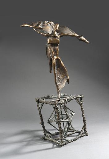 萨尔瓦多·达利 - 雕塑 - Gala Gradiva (Prestige-scale- PE #1 of 9)