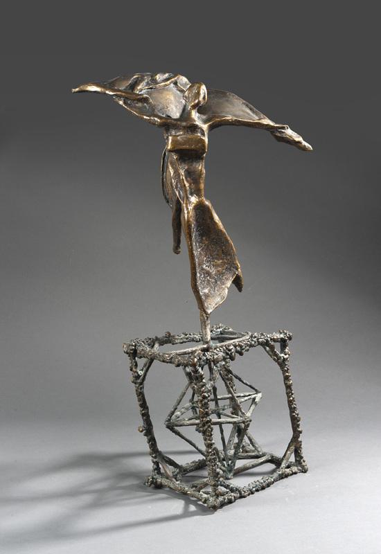 Salvador DALI - Sculpture-Volume - Gala Gradiva (Prestige-scale- PE #1 of 9)