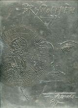 Pierre-Yves TRÉMOIS - Escultura - RELIEF MÉTAL ÉTAIN SIGNÉ NUM/300 SIGNED NUMB METAL RELIEF
