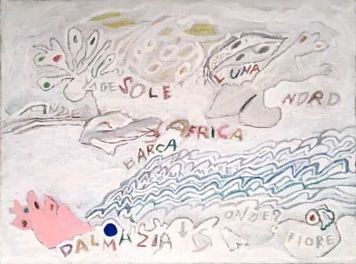 Gastone NOVELLI - Pintura - Dalmazia