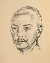 Edvard MUNCH - Grabado - Richard Strauss