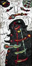 Toshio ARAI - Pintura - Senza titolo