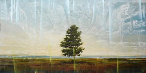Peter HOFFER - Painting - Guardian II