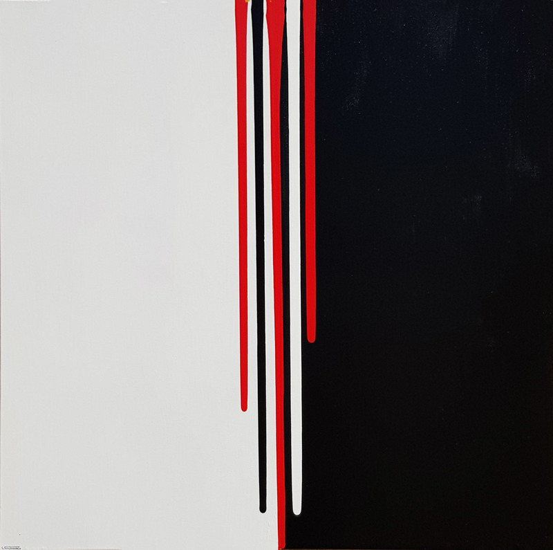 Giuseppe FORTUNATO - Peinture - 150203/80x80cm