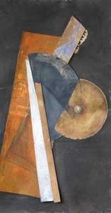 Karl WALDMANN - Pintura - Untitled