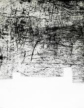 Eduardo CHILLIDA - Stampa Multiplo - Une helene de vent ou fumee II