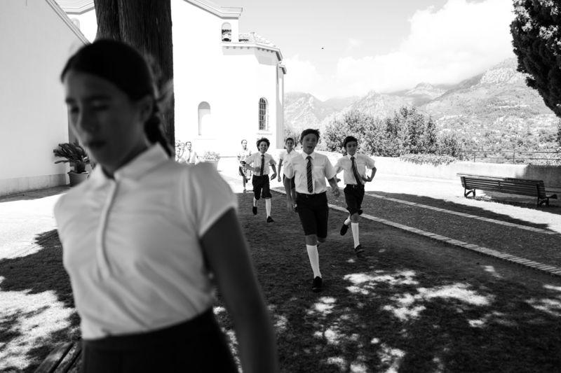 Frederic PASQUINI - Photo - The school kids nº3