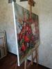 Alexander SERGEEV - Painting - Field bouquet