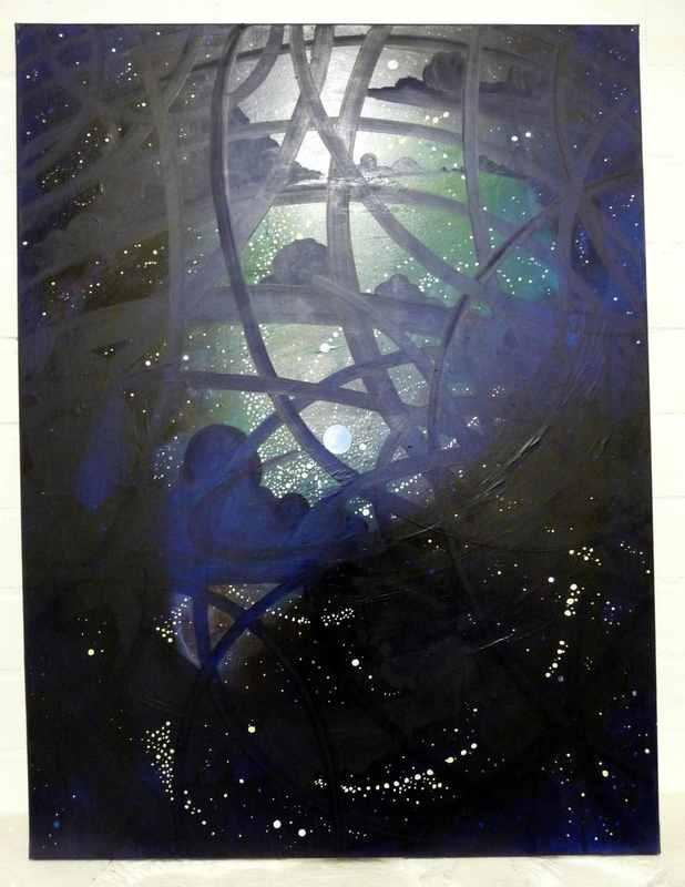 Heinz-Josef MESS - Painting - Nach Hause