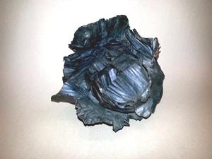 Luciano ZANONI - Skulptur Volumen - Cavolo verza