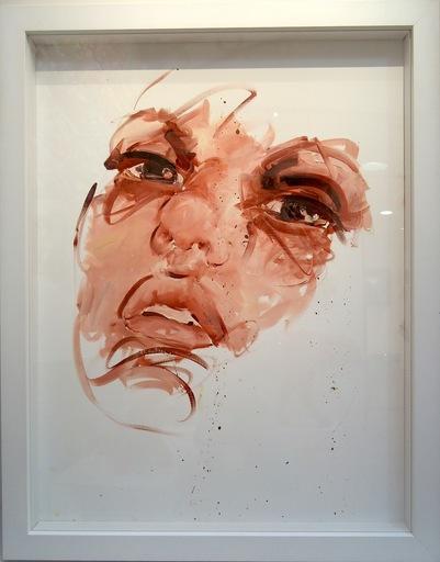 Philippe PASQUA - Peinture - Etude