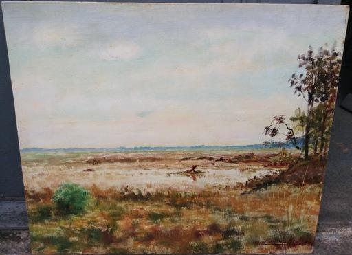 Cirilo MARTÍNEZ NOVILLO - Painting