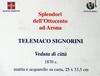 Telemaco SIGNORINI - Dessin-Aquarelle - veduta in città