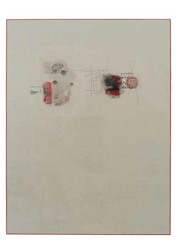 Emmanuel BARCILON - Pintura - Untitled