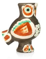 巴勃罗•毕加索 - 陶瓷  - Chouette