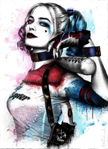 MR BRAINWASH - Print-Multiple - Harley Quinn