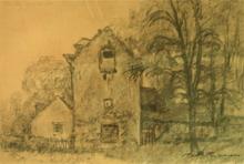 Frans SMEERS - Drawing-Watercolor