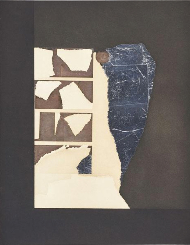 Louise NEVELSON - Drawing-Watercolor - Presence Graphic