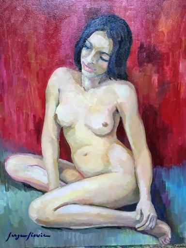 Serge SIEVIC - Peinture - Li