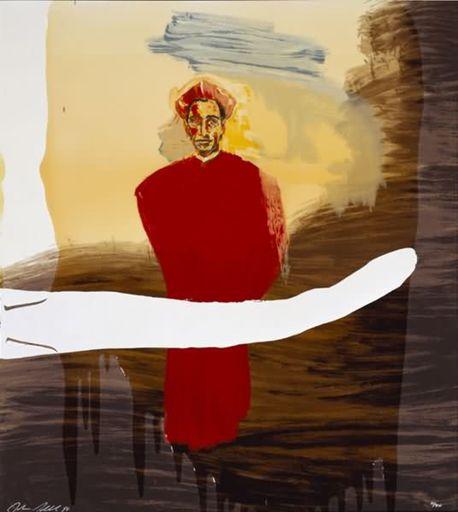 Julian SCHNABEL - Stampa Multiplo - Victor Hugo Demo