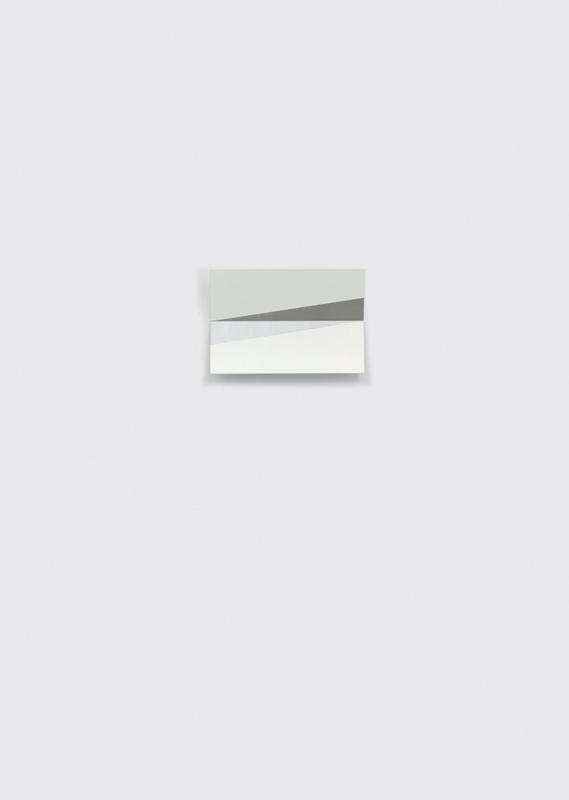 Wolfram ULLRICH - Sculpture-Volume - O.T. (weiß)