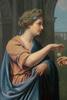 "Pompeo G. (Studio) BATONI - Gemälde - Pompeo Batoni (1707-1787)-School ""Allegorical family scene"""