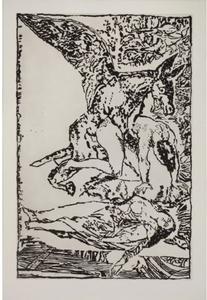 Jean-Pierre PINCEMIN - Print-Multiple - sans titre