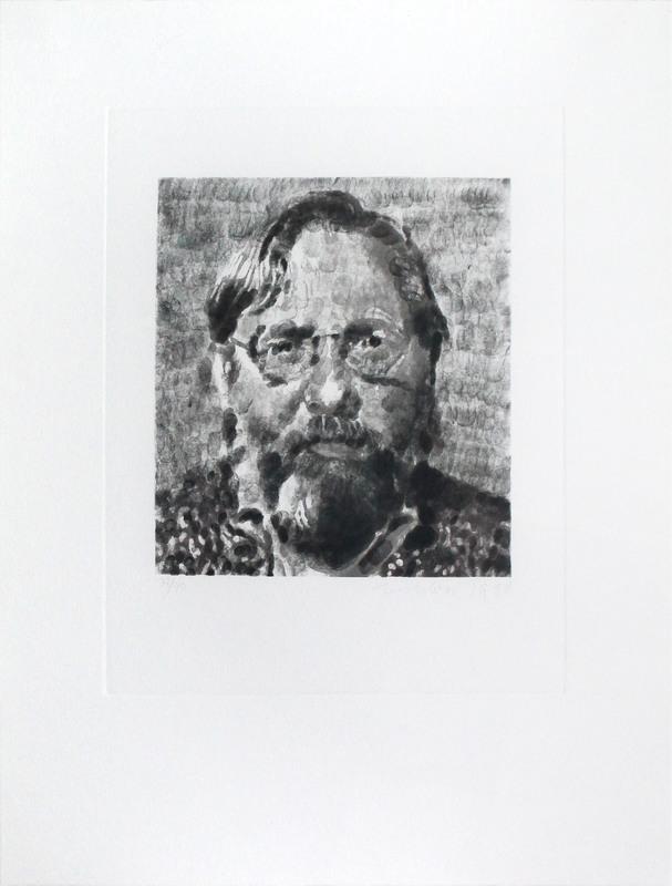 Chuck CLOSE - Print-Multiple - John I
