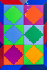 Victor VASARELY - Estampe-Multiple - XICO VY 29 G