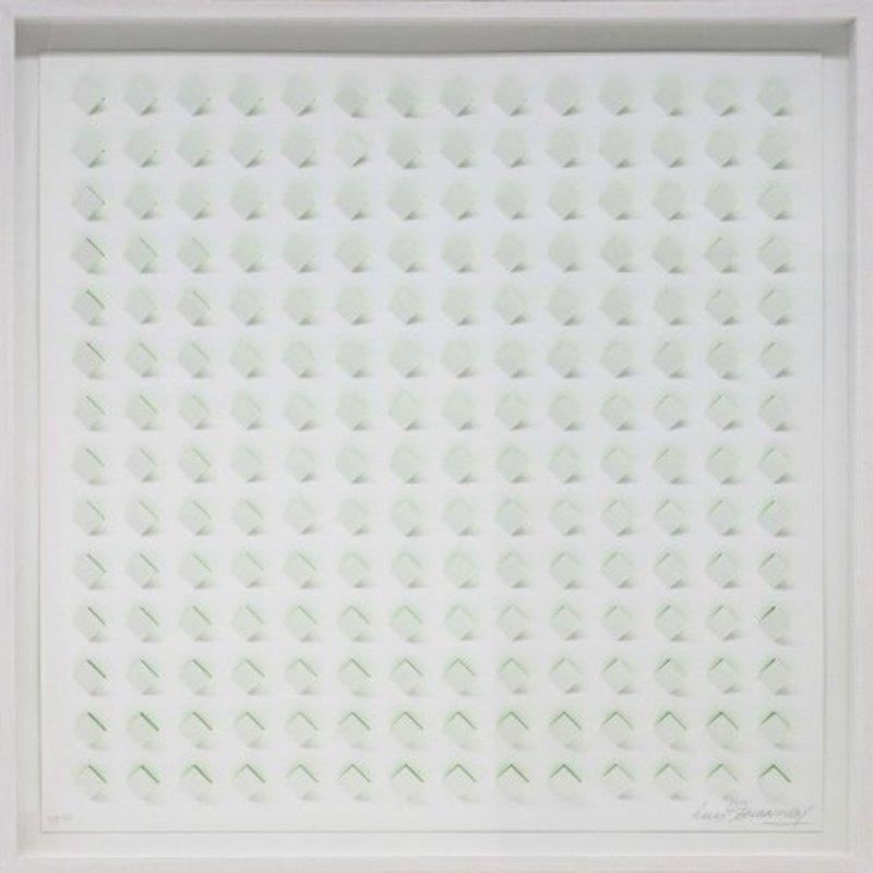 Luis TOMASELLO - Print-Multiple - S/T 3 - Verde
