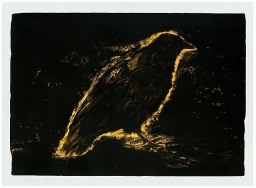 Jim DINE - Print-Multiple - Raven