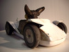 LLuis ROIG - Sculpture-Volume - Pedigree can