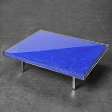 Yves KLEIN (1928-1962) - Table Bleue