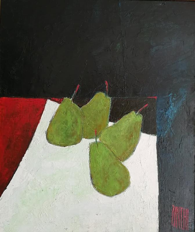 Jean-Marie ZACCHI - Pintura - CONFIDENCES