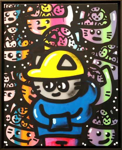 CHANOIR - Painting - Cha Père