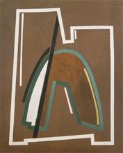 Alberto MAGNELLI - Peinture - Hermétique