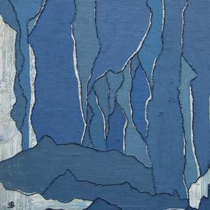Jean-Baptiste COLCHER - Peinture - sans titre