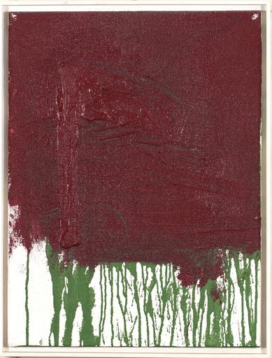Hermann NITSCH - Painting - KK.OSCAR.07