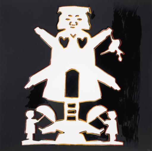Andy WARHOL - Grabado - Hans Christian Andersen 2