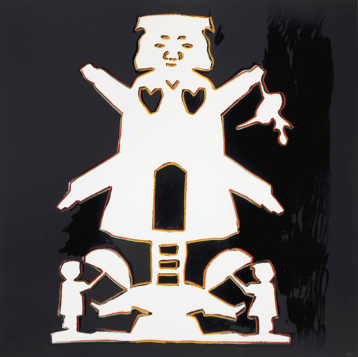 Andy WARHOL - Print-Multiple - Hans Christian Andersen 2