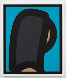 Julian OPIE - Grabado - Paper Head 2
