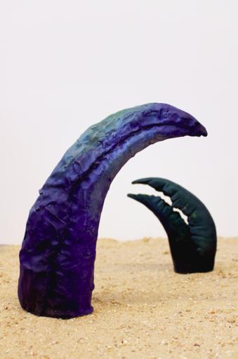 Madeleine CALAFELL - Céramique - « Duo de bec »