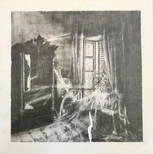 Marie DONNEVE - Drawing-Watercolor - « Sans titre 2 »