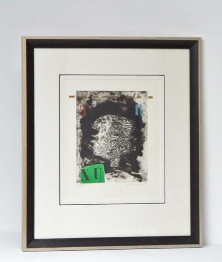 James COIGNARD - Grabado - Profil ''TR''  - 1978