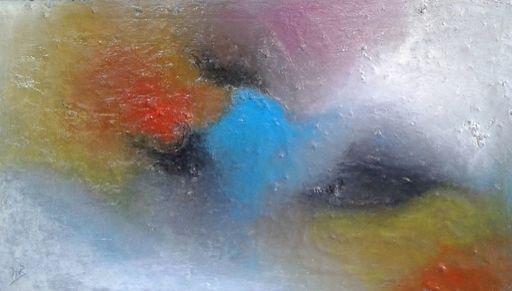 Thérèse BOSC - Painting - Espaces