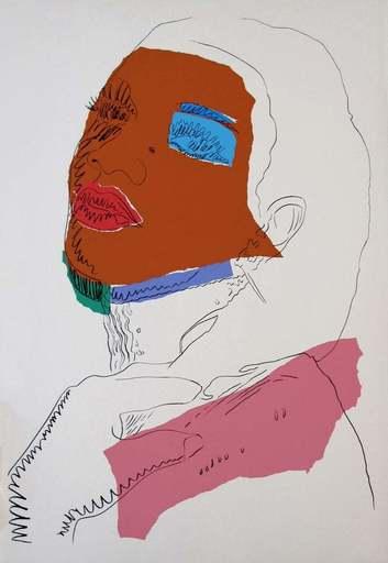 Andy WARHOL - Print-Multiple - Ladies & Gentlemen