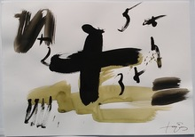 Antoni TAPIES (1923-2012) - untitled
