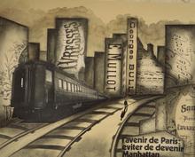Géraldine THEUROT - Peinture - Urban VIII    (Cat N° 4929)